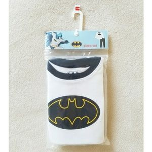 Batman Pajama Sleep Set 12-18 Months Baby Old Navy